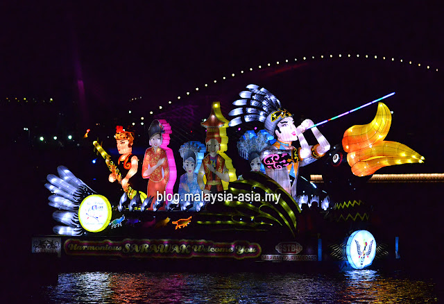 Tourism Sarawak Float