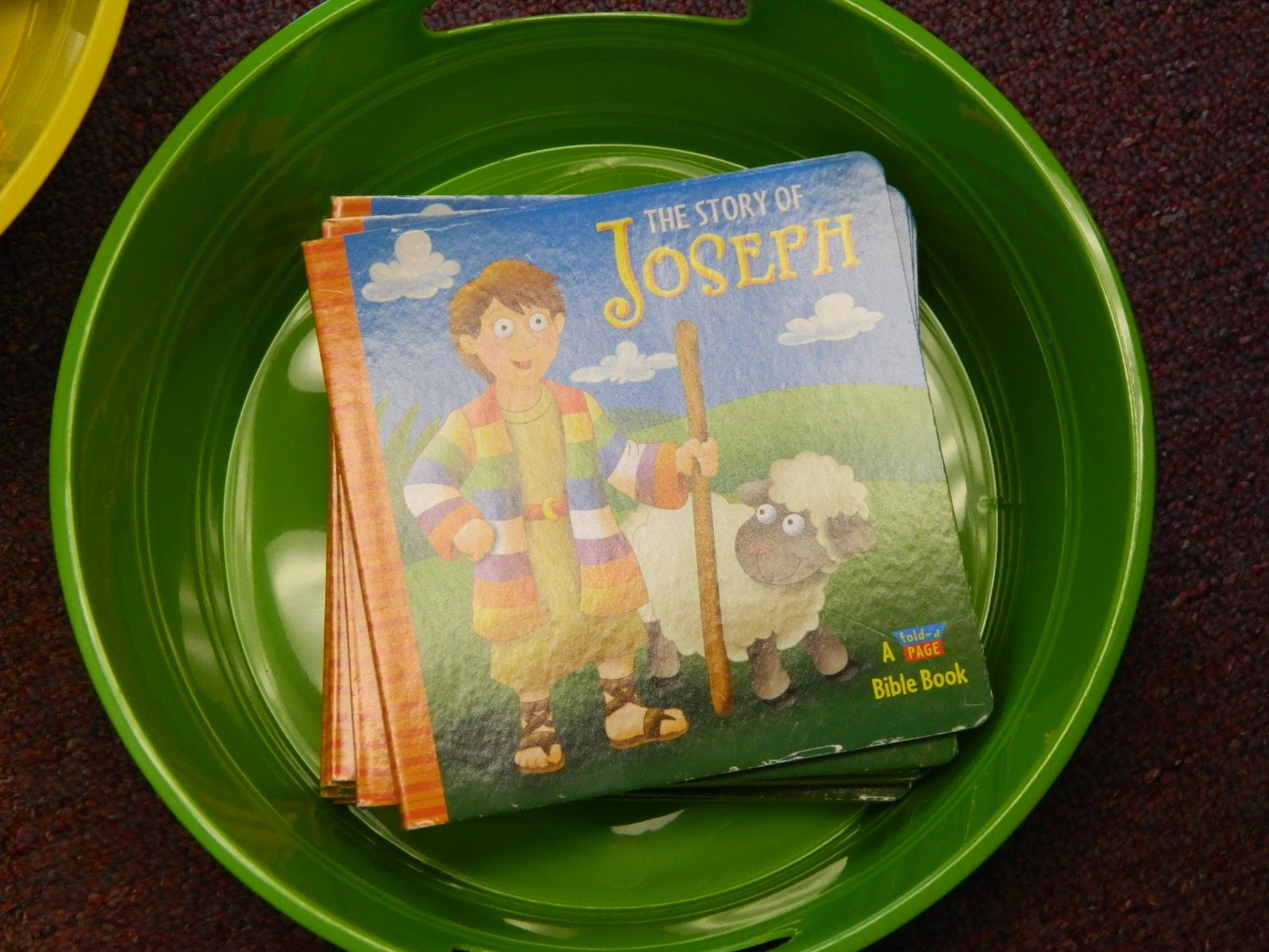 Hands On Bible Teacher: A FEW more BUCKET BIBLE LESSONS for the ...