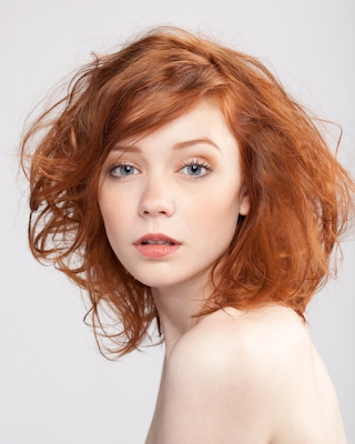 Women auburn hair color with highlights - Auburn Hair - Zimbio