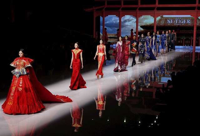 China Fashion Week 2015