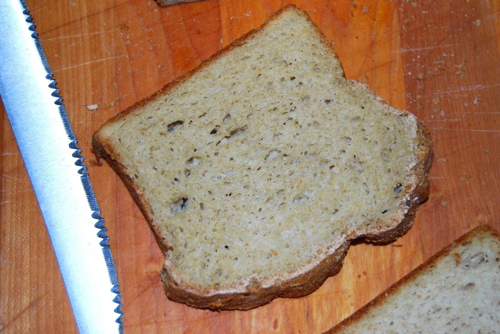 Gluten-Free Sandwich Bread | Holy Cow!