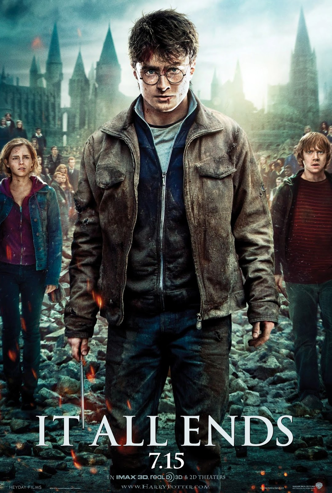 FILM Harry Potter:Part 2 2011