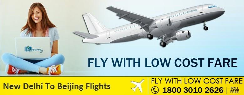 New Delhi To Beijing Flights Schedule
