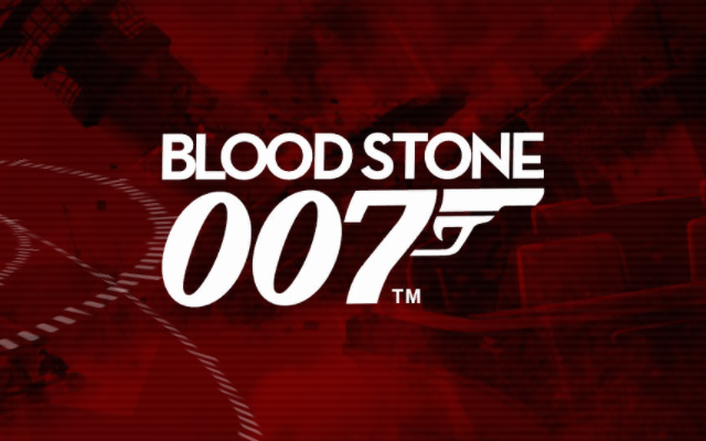 Blood Stone logo