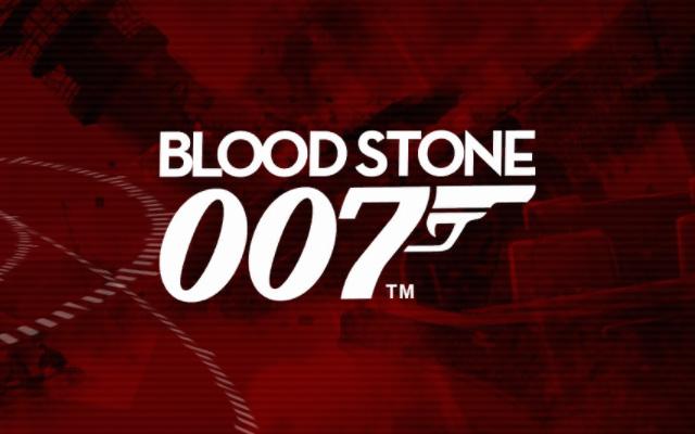 Super Adventures In Gaming James Bond 007 Blood Stone Pc