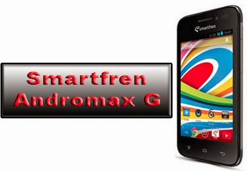 Harga Smartfren Andromax G dan Spesifikasi