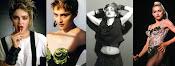 Madonna en los 80'