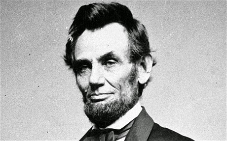 [ I Liked ] A.Lincoln: Xin thầy hãy dạy cho con tôi...