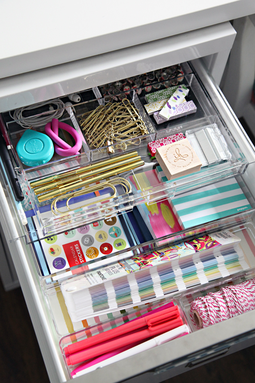 Iheart Organizing Four Days Four Drawers Mini