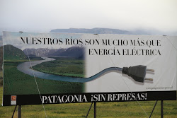 Non aux barrages en Patagonie chilienne
