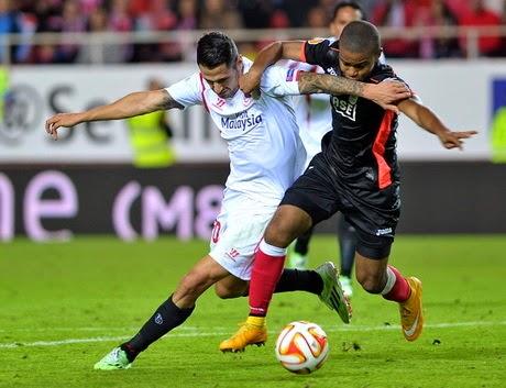 Liga Europa : Sevilla vs Standard Liege 3-1