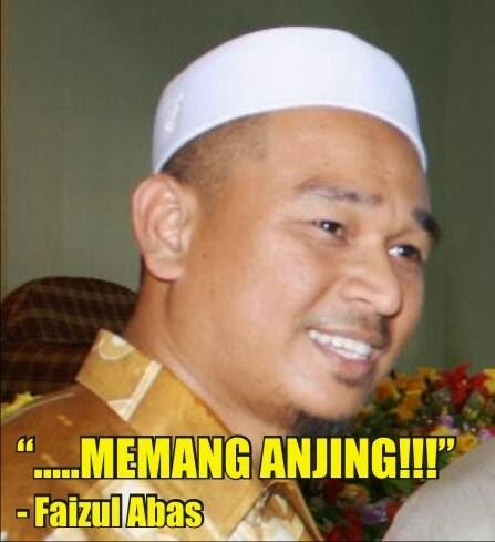 Anwar Ibarat Anjing Ketua Pemuda Pas Kuala Terengganu