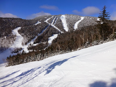 Gore Mountain, Tuesday 02/11/2014.  The Saratoga Skier and Hiker, first-hand accounts of adventures in the Adirondacks and beyond, and Gore Mountain ski blog.