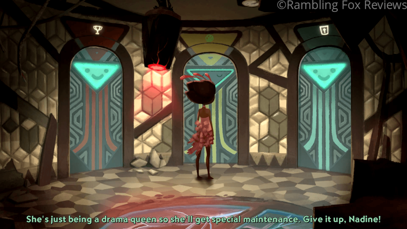 Broken age act 2 vella teleport doors