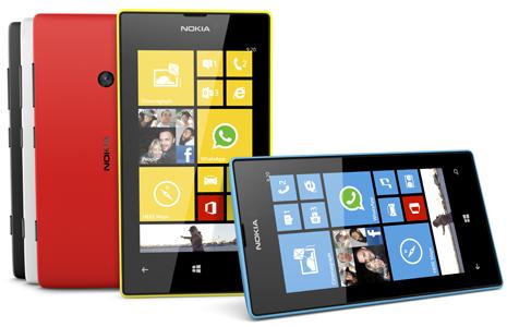 Harga Dan Spesifikasi Nokia Lumia 520