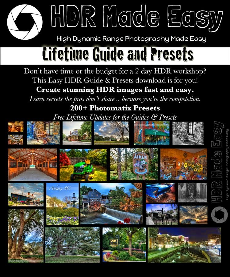 HDR PHOTOGRAPHY MADE EASY