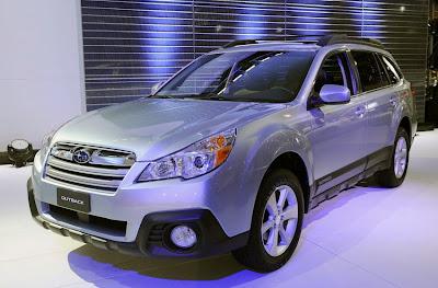 2013 Subaru Outback Release Date