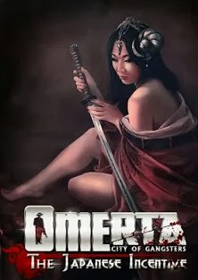 Omerta City of Gangsters The Japanese Incentive Full iSO PC