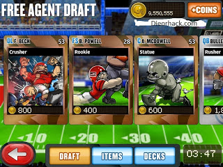 Football Heroes HD Hack Unlimited Coins v1.1