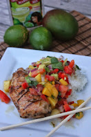 Margarita Coconut Chicken
