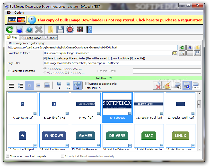bulk image downloader freeware