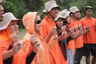 Paket Team Building di Bandung