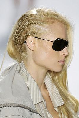 Lange Frisuren 2012 für den Einsatz