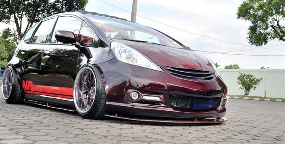 New Foto Modifikasi All New Honda Jezz 2012 - 2013 title=