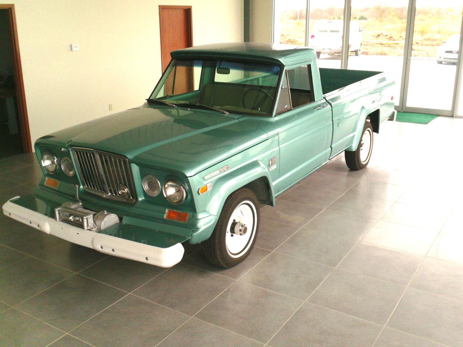 Daily Turismo e Owner Twice 1969 Jeep Gladiator