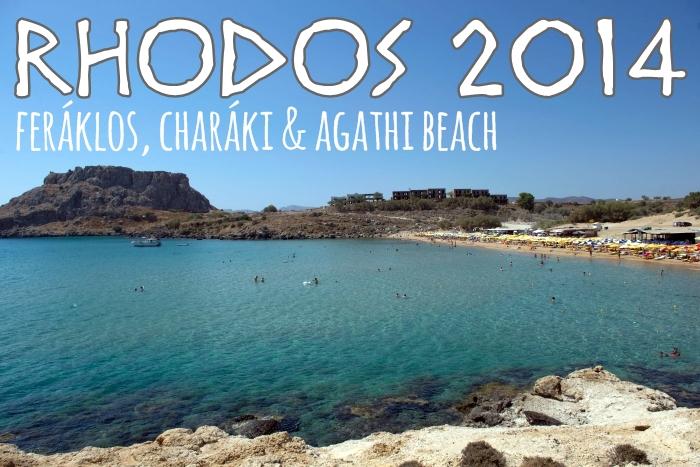 Rhodos Agathi Beach