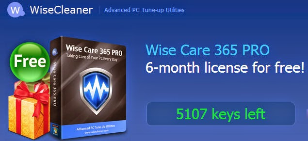Download Wise Care 365 Pro Gratis 6 Bulan Legal License 1