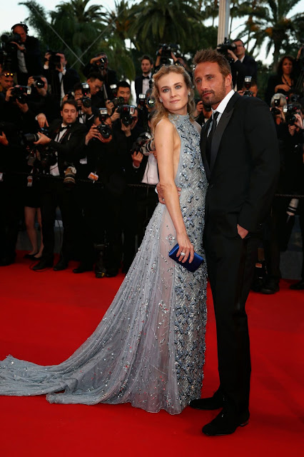 Diane Kruger at 2015 Cannes Film Festival