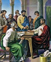 petrus mempertanggungjawabkan baptisan kornelius