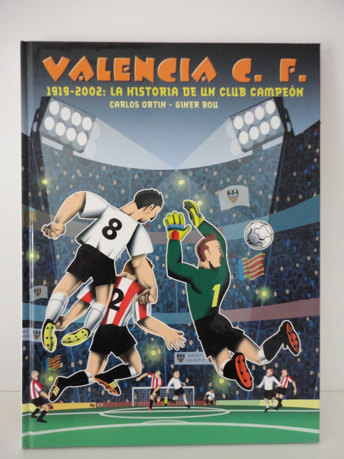 Pe a valencianista la figuera valencia c f 1919 2002 for Oficinas valencia cf
