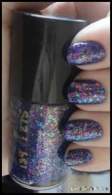 Unicorn Puke nail polish