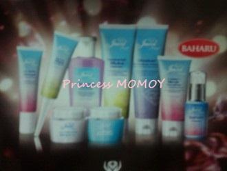Vlogger Maria Elena model skin care A'laisyah Jewel