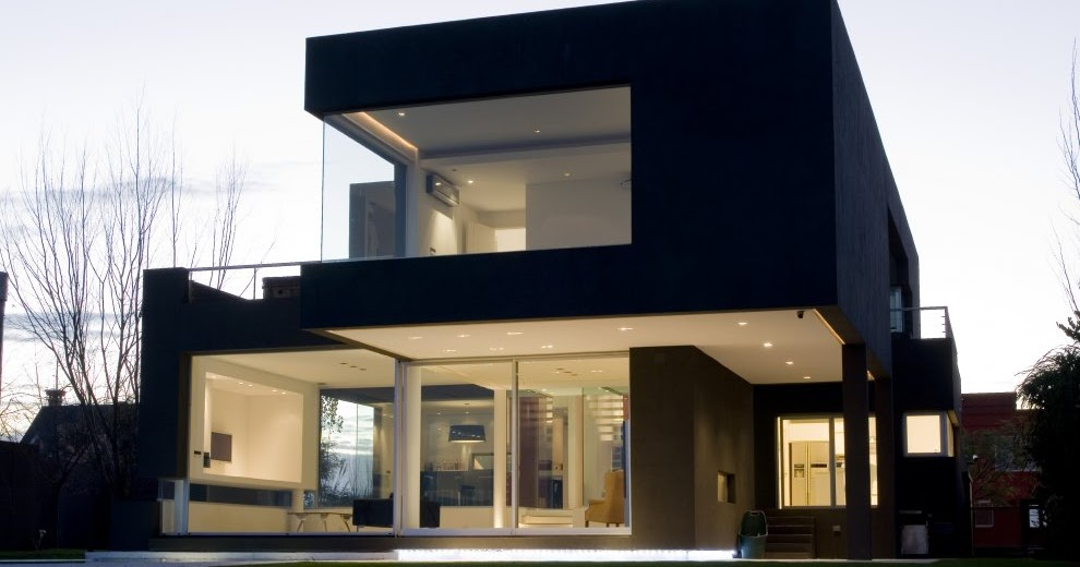 Black house buenos aires argentina most beautiful for World no 1 beautiful house