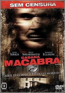 Filme Cabana Macabra Dublado AVI DVDRip