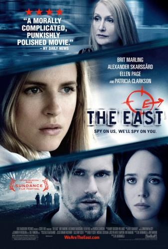 Film The East 2013 (Bioskop)