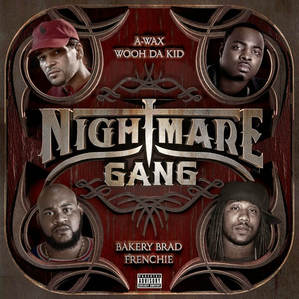 Various Artists - Nightmare Gang Cover