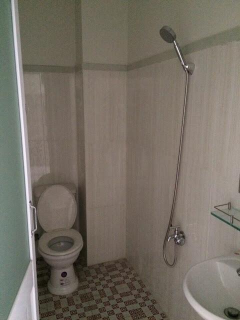 Mẫu thiết kế WC đẹp