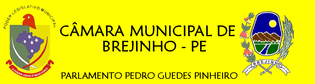 Câmara Municipal de Brejinho - PE
