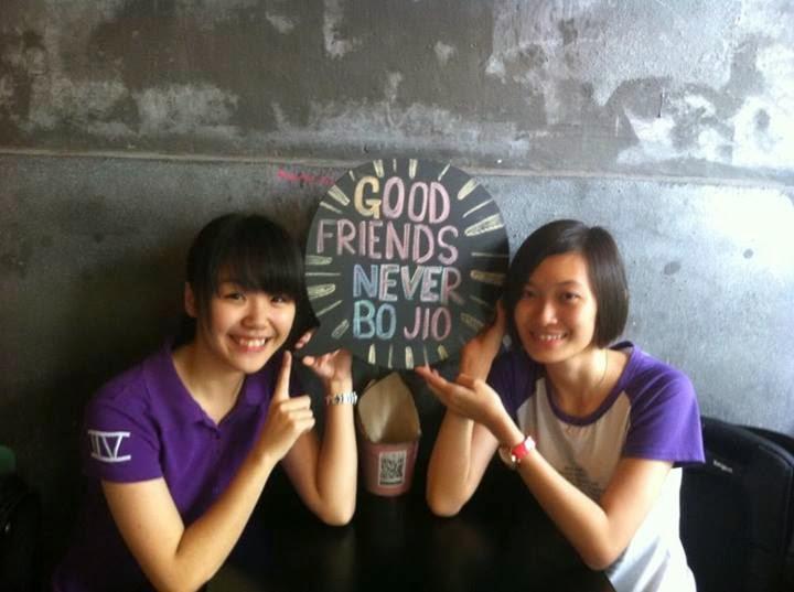 Good Friends Never BoJio :D