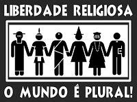 LIBERDADE DE RELIGIÃO ESTÁ NA LEI