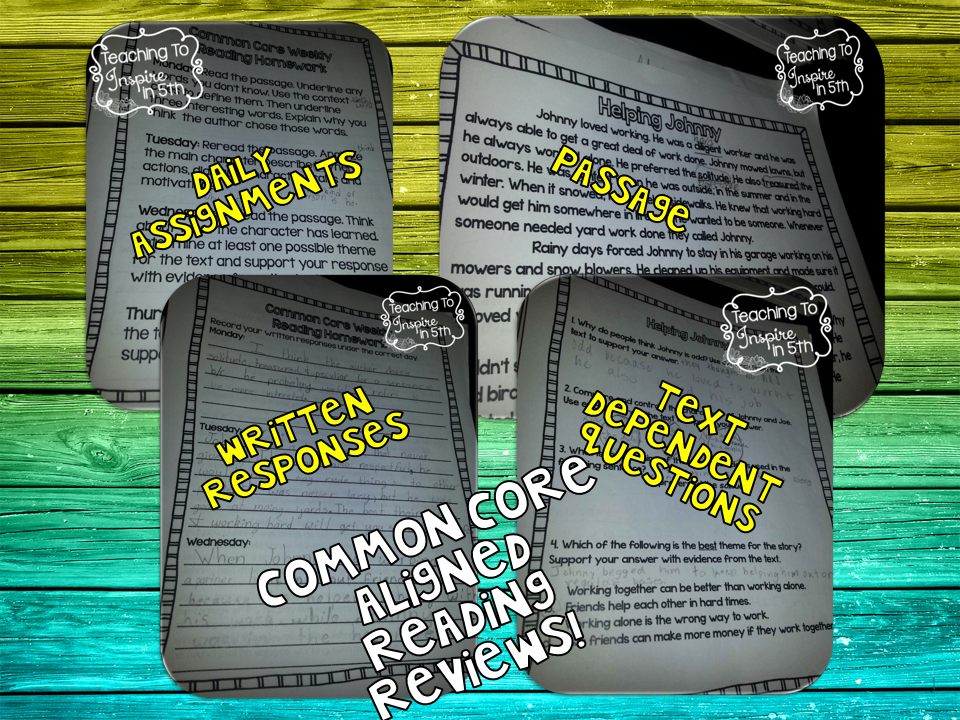 http://teachingtoinspirein5th.blogspot.com/2014/02/common-core-weekly-reading-review-3rd.html
