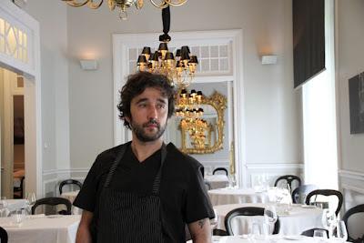 Diego Guerrero. Blog Esteban Capdevila
