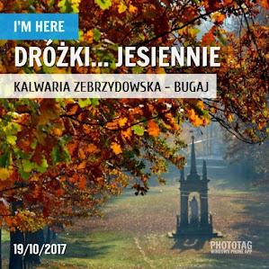 Kalwaryjskie Dróżki... jesiennie 19.10.2017