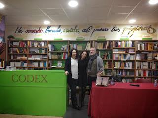 librería codex orihuela chus sánchez la cripta de las imagenes