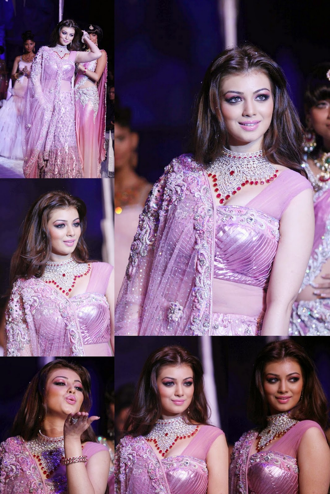 Ayesha Takia Looking Hot on Ramp