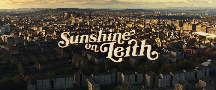 Sunshine on leith 2013 film title screenshot